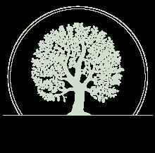 Logo des Waldfriedhofs Marienberg ohne Schrift